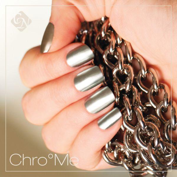 Chro°Me CrystaLac - Crystalnails.bg