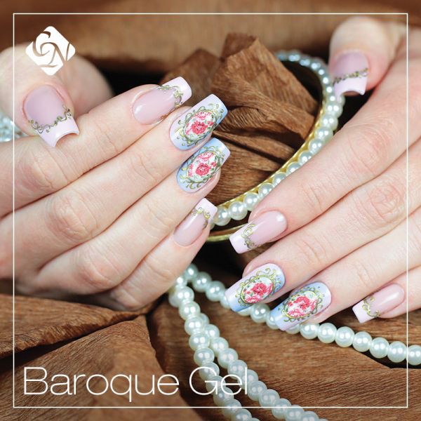 Baroque Gel - Crystalnails.bg