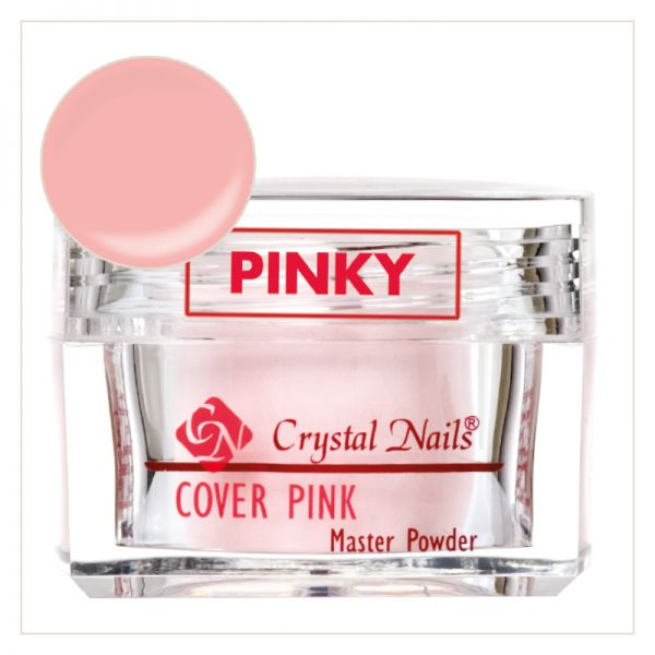 Cover Pink PINKY 28g - Crystalnails.bg