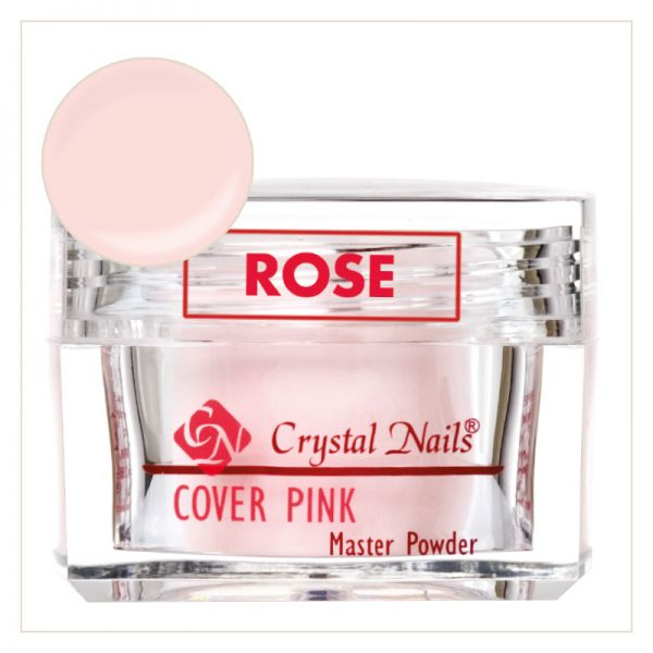 Cover Pink ROSE 17g - Crystalnails.bg