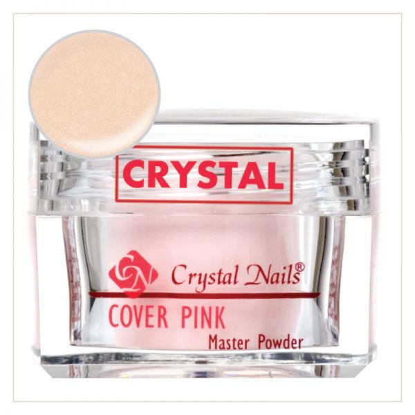 Cover Pink Crystal 28g - Crystalnails.bg
