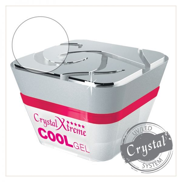 Cool Gel 50 ml - Crystalnails.bg