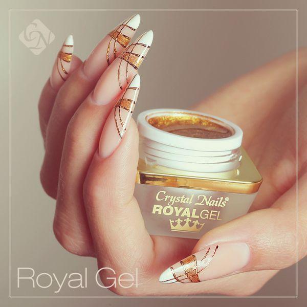 Royal Gel - Crystalnails.bg