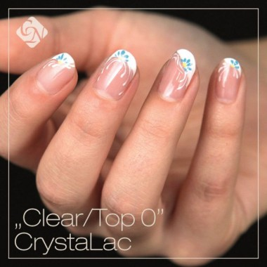 База и Топ Гел Лак - Crystalnails.bg