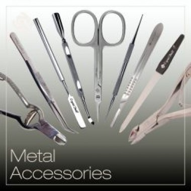 Метални Инструменти - Crystalnails.bg