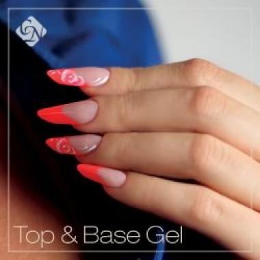 База и Топ Гел - Crystalnails.bg