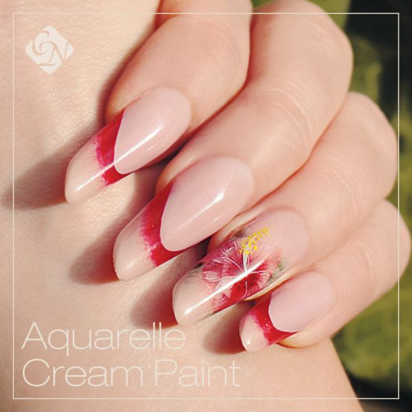 Xtreme Aquarell Cream Paints - Crystalnails.bg