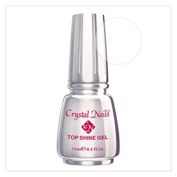 Top Shine Gel 15ml - Crystalnails.bg